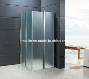 Tempered Shower Room with Foldng Door (SE-210) pictures & photos