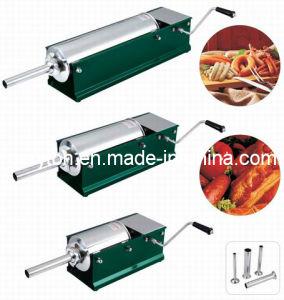 Colorful Manual Horizontal Sausage Filler (GRT - HSP3/5/7) pictures & photos