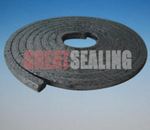High Quality Graphite Packing Reinforced with Inconel Wire G-140e pictures & photos