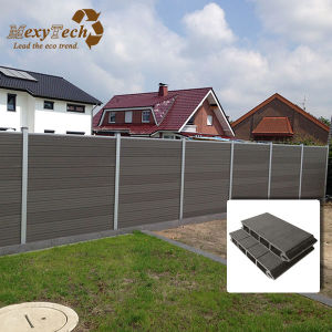 House, Villar, Flat Private Style Composite Alu-Wood Fence and Trellis pictures & photos