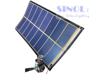 36W Flexible Photovoltaic Folding Solar Charger pictures & photos