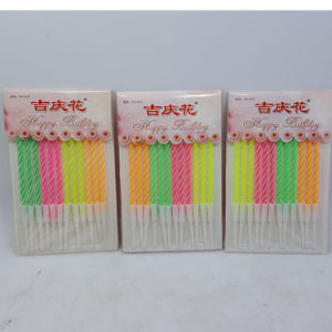 Birthday Candles in Stock Aoyin Brand to India pictures & photos