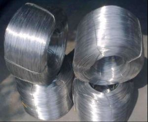 16gauge 25kg Galvanized Binding Wire for Singapore, Malaysia/Gi Iron Wire pictures & photos