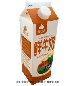 946ml 3-Layer Gable Top Carton for Milk pictures & photos