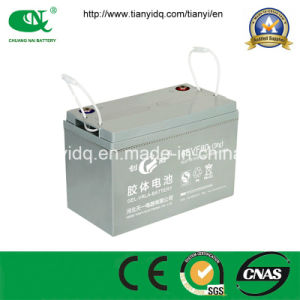 Electric Car Golf Car 12V80ah Gel Sealed Lead Acid Battery