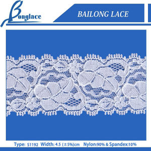 4.5cm Trim Lace for Lingerie (Item No. S1192)