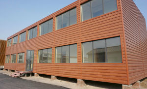 Low Cost Container House Hotel with All Furnitures pictures & photos