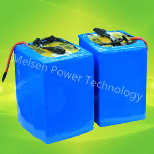 Storage Battery 72V 40ah. Rechargeable Lithium Battery Pack pictures & photos