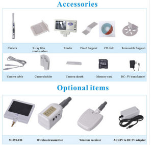 Top Sale Best Quality Intra Oral Dental Camera with CE FDA pictures & photos