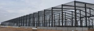 Steel Structure Car Repairing Construction 120m Long pictures & photos