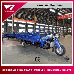Large Farming Truck Motorcycle Scooter Tricycle for Cargo pictures & photos