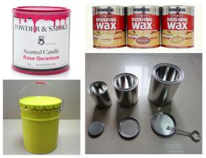 0.1L~20L Metal Tin Chemical Paint Cans and Pails (FV-120422) pictures & photos