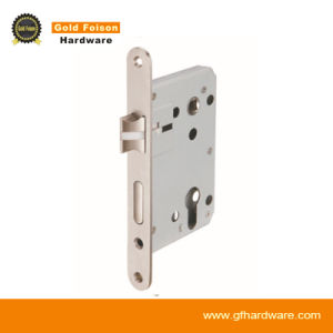 Stainless Steel/Zinc/Iron/Copper Door Lock (7250-1AS) pictures & photos
