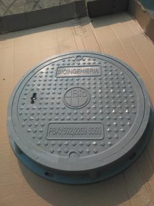 2016 Waterproof SMC Composite Sewer Manhole Cover pictures & photos
