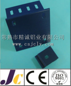 Blue Spray Aluminum Profiles, Aluminum Extrusion for Decoration (JC-P-50317) pictures & photos