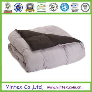 Reversible Polyester Filling Queen Size Quilt pictures & photos