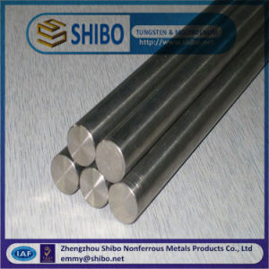 Molybdenum Rod, 99.95% Pure Molybdenum Rod/Molybdenum Bar pictures & photos