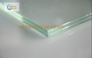 3+3mm, 4+4mm, 5+5mm, 6+6mm Clear Laminated Glass pictures & photos