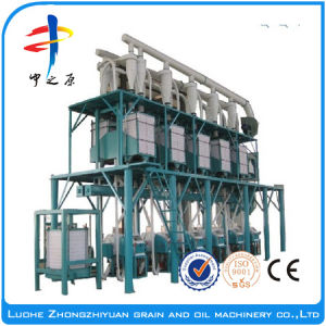 30 T/D Wheat Flour Milling Machinery with The Best Price pictures & photos