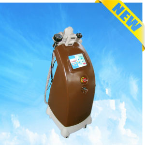 Vacuum Roller +Cavitation +Tripolar RF Body Slimming (MB10S) pictures & photos