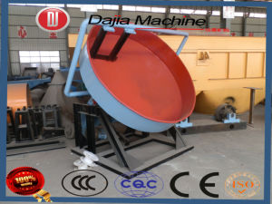 Granulating Machine/Disc Granulator/Granulating Disc/Disc Pelletizer pictures & photos