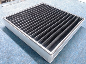 Odor Removal Activated Carbon Filter pictures & photos