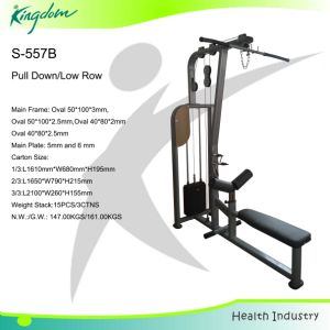 Body Building/Commercial Equipment/Fitness Gym Equipment/Lat Pulldown pictures & photos