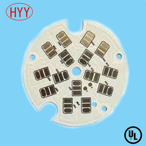 Rigid Aluminum LED PCB for LED Lamp (HYY-084) pictures & photos