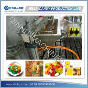 Frequency Control&Full Automatic Jelly Candy Making Machinery pictures & photos