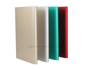 Aluminum Alloy Shell 20000mAh Travel Portable Power Station pictures & photos