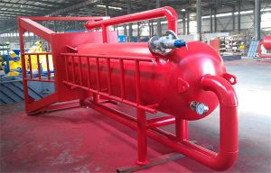 Hot Sale Mud Gas Separator or Gas-Buster