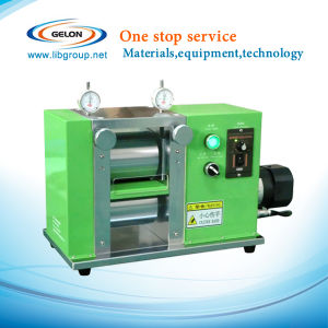 100-250mm Width Heat Rolling Machine for Lab pictures & photos
