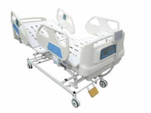 Multi-Functional ICU Electric Hospital Bed with Scale (XH-Type B) pictures & photos