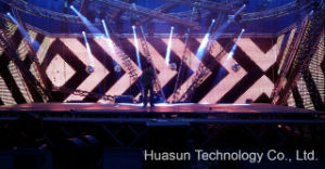 Indoor Rental Flc Series Flexible LED Curtain P20mm pictures & photos
