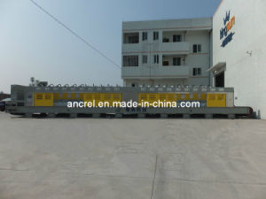 Machine Polishing Quartz Stone Slab