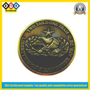 3D Antique Gold Military Coin/Metal Coins (XYH-MC005)