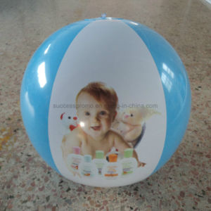 Good Quality PVC Inflatable Beach Ball with Custoimzed Logo pictures & photos