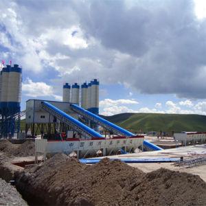 Concrete Batch Plant for Sale (Hzs120) pictures & photos