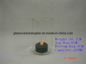 Clear Glass Candle Holders (ZT-32) pictures & photos
