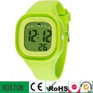 Fashion Silicon Sport Digital Watch