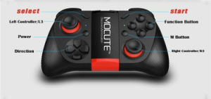 Mocute 050 Wireless Bluetooth Gamepad for Android Cellphone pictures & photos