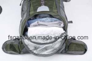 Hiking Pack Gear Camping Sports Travel Trekking Backpack Bag pictures & photos