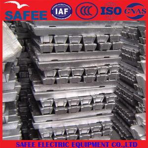 China High Grade Bulk 99.7 % Zinc Ingots From Factory - China Zinc Ingot 99.99%, High Quality Zinc Ingot pictures & photos