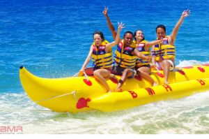 Inflatable Water Game Banana Boat Inflatable Water Toy pictures & photos