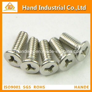 Stainless Steel Screws Y Type Csk Head Tamper Proof Security Screws pictures & photos