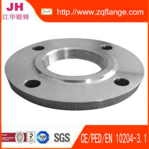 ANSI 150# RF Threaded Carbon Steel Welding Flange pictures & photos