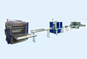 1500-8000 Sheets/ Mins Facial Tissue Production Line pictures & photos