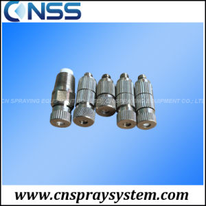 High Pressure Anti-Drip Misting Nozzle Fog Cooling Nozzle pictures & photos