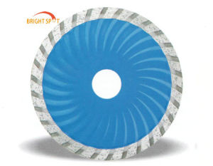 180mm Diamond Saw Blade Sintered Turbo pictures & photos