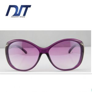 manufacture Fancy and Popular Ladies Sunglasses Ce FDA Custom Design